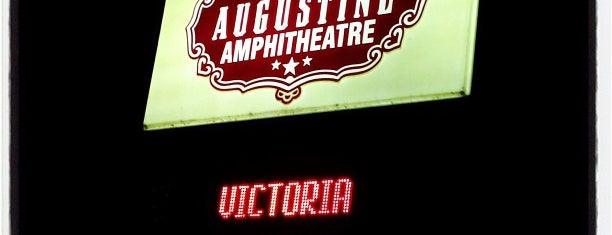 St. Augustine Amphitheatre is one of Lugares favoritos de Carol.