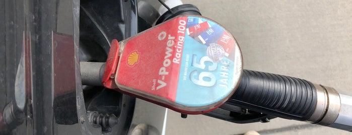 Shell is one of Mitgliedervorteile Stuttgart.