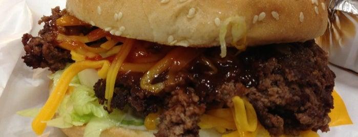 Rick's Burgers is one of kasek'in Beğendiği Mekanlar.