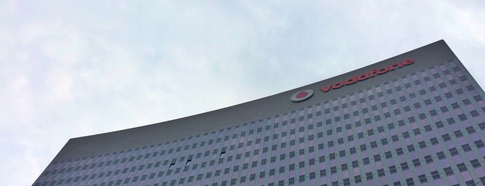 Vodafone HQ is one of Lugares guardados de Andreas.