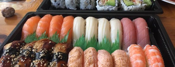 Sushi Saga is one of huiline 님이 좋아한 장소.