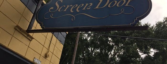 Screen Door is one of huiline 님이 좋아한 장소.