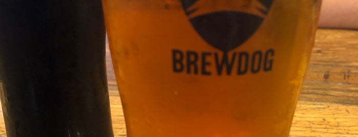 BrewDog USA is one of Columbus to-do list.