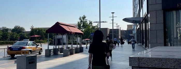 Oriental Plaza is one of Nihao Beijing.