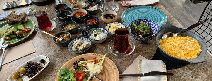 Jüli Bakery is one of Kahvaltı.