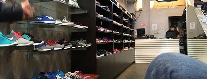 Premium Laces is one of Top NYC Sneaker Shops.