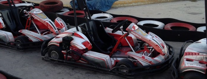 Kipa Go-kart is one of Mahide 님이 좋아한 장소.