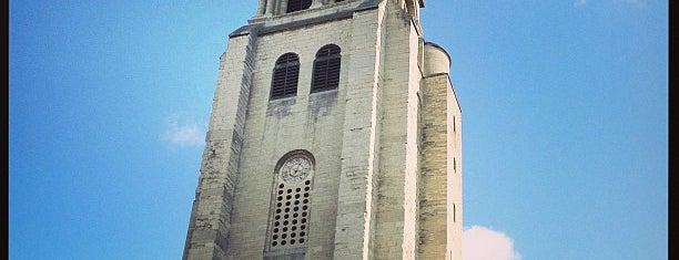 Abbaye de Saint-Germain-des-Prés is one of Paris.