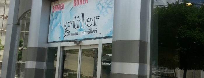 Güler Unlu Mamüller is one of Lugares favoritos de Murat.
