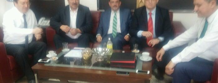 İçişleri Bakanlığı Strateji Geliştirme Başkanlığı is one of Selim'in Beğendiği Mekanlar.