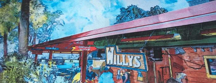 Willy's Burgers & Booze is one of Date Spots.