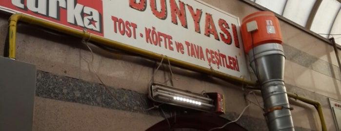 Tost Dünyası is one of Yunus : понравившиеся места.