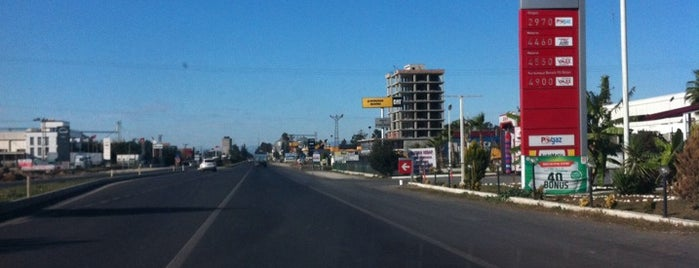 Adana - Mersin İl Sınırı is one of Locais curtidos por Muzaffer.