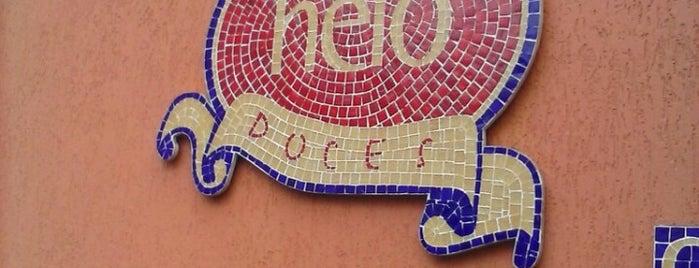 Helô Doces is one of 50 comidinhas em São Paulo.