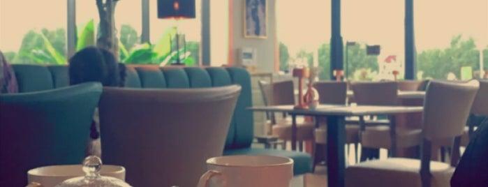 Breakfast Room is one of Gespeicherte Orte von Soly.