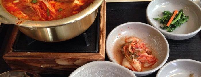Oiso Traditional Korean Cuisine is one of Makan2.