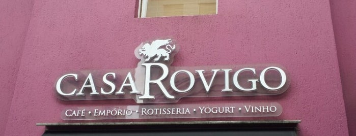 Casa Rovigo is one of Quero ir!.