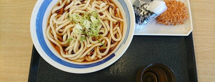 どんどん庵 猪子石店 is one of Lugares favoritos de corno0903.