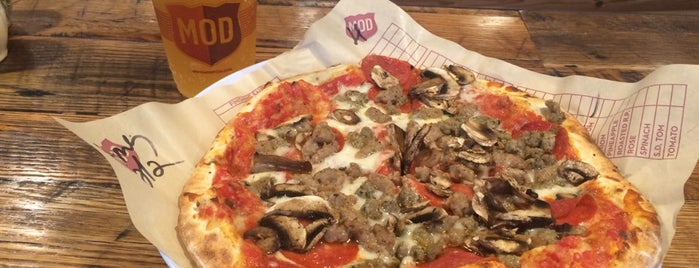 MOD Pizza is one of Places I Like.