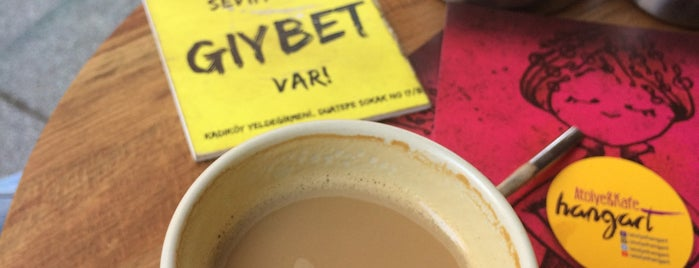 Gıybet Coffee is one of Lieux sauvegardés par Ahmet.