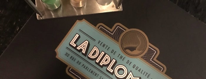 La Diplomate is one of Pays basque.