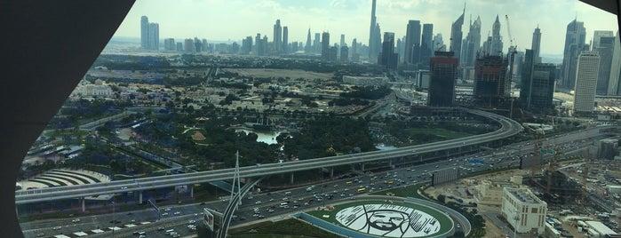 Dubai Frame is one of Hayo : понравившиеся места.