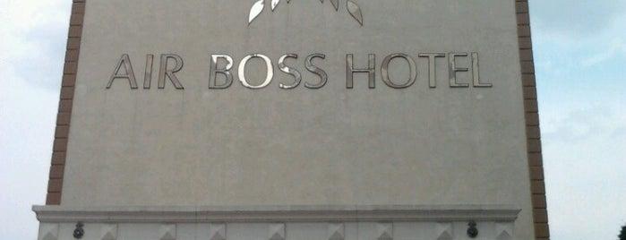 Airboss Hotel is one of M.Mustafa'nın Beğendiği Mekanlar.