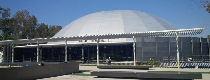 Auditorio de la Reforma is one of Roberto'nun Beğendiği Mekanlar.