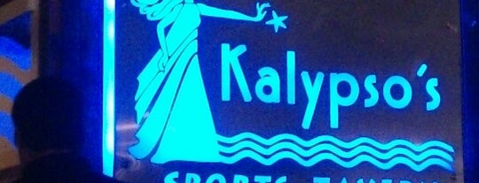 Kalypos's Sports Tavern is one of Date Spots.