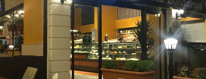 Deli Fırın Cakes & Coffee is one of Lugares favoritos de Tamer.