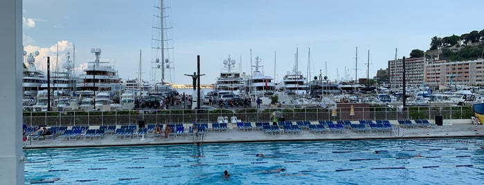 Stade Nautique Rainier III is one of Carlさんのお気に入りスポット.