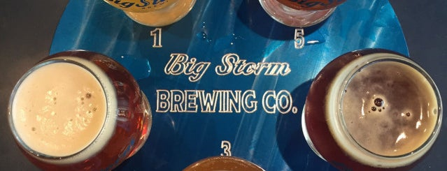 Big Storm Brewing Co. is one of Tampa.
