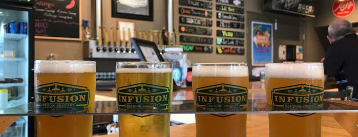 Infusion Brewing Company is one of Omaha.