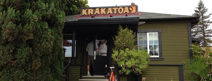 Krakatoa is one of San diego.