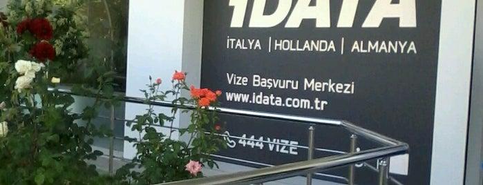 iDATA is one of สถานที่ที่ Koray ถูกใจ.