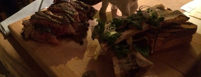 Oak + Char is one of chicago food.