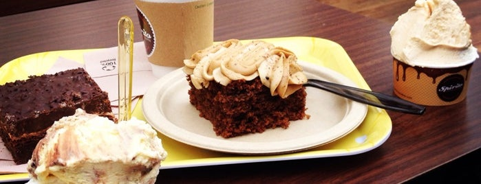 Spirito Cupcakes & Coffee is one of Portugal.