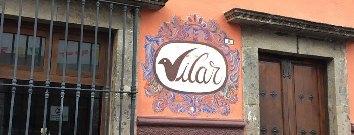 Vilar is one of San Miguel de Allende.