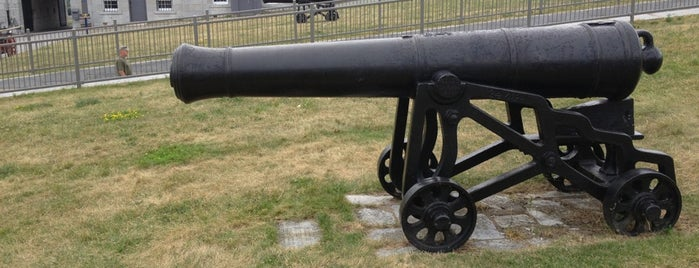 Fort Henry National Historic Site is one of NYC-Toronto Road Trip.
