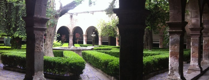 Conservatorio de las Rosas is one of Morelia.