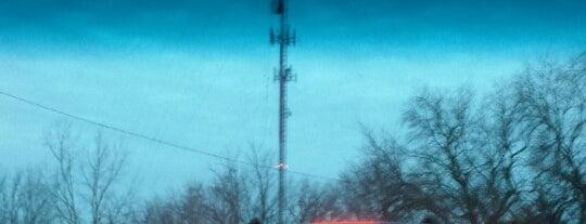Big Honkin' Antenna II is one of Andrew : понравившиеся места.