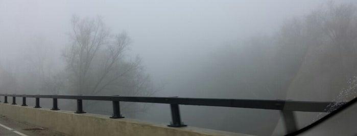 Bridge to Nowhere is one of Andrew : понравившиеся места.