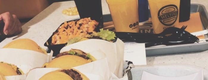 MELTING Burgers & Sandwiches is one of Loda: сохраненные места.