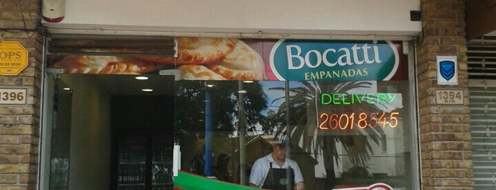 Bocatti Empanadas is one of Montevideo.
