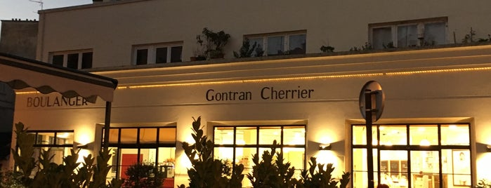 Gontran Cherrier is one of Paris.