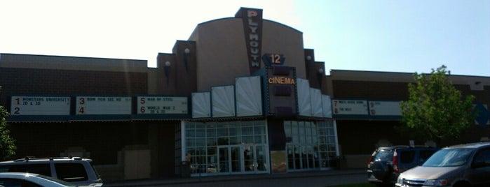 Mann Theaters is one of Linda'nın Beğendiği Mekanlar.