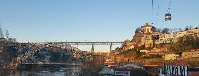 Terrace Lounge 360º is one of Porto.