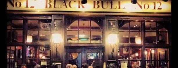 Black Bull is one of สถานที่ที่ Kate ถูกใจ.