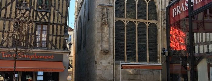 Le Tablier is one of Orte, die Marianne gefallen.