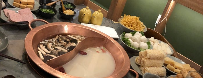 Tang Hotpot is one of NYC Restaurants 3.